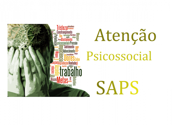 Seção de Atenção Psicossocial dos Trabalhadores - SAPS